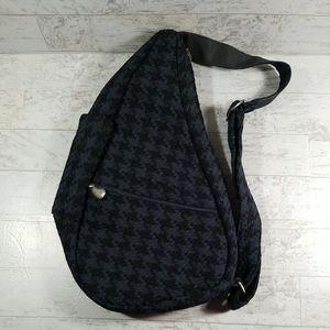 Ameribag black healthy backpack crossbody bag